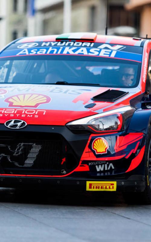 World Rally Championship  - Zagreb auf der rallye-karte der welt