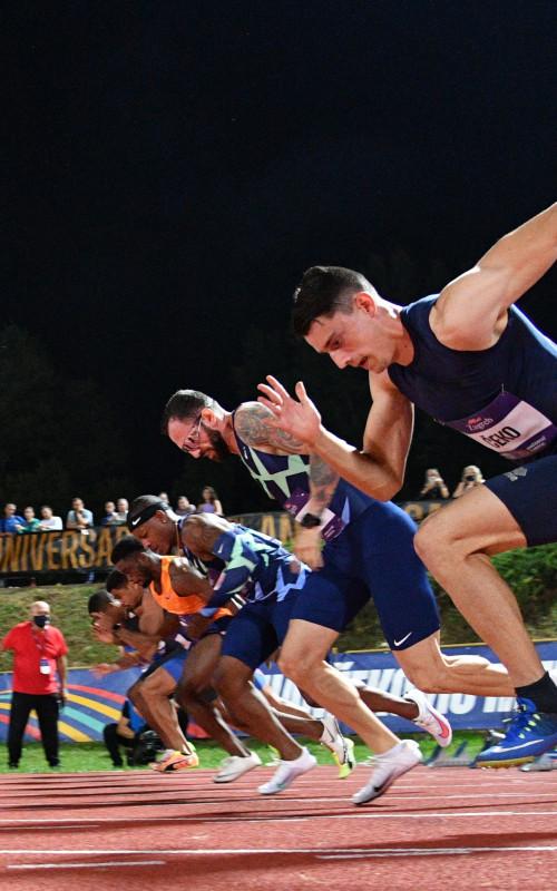 Zagreb - Leichtathletik Metropolis