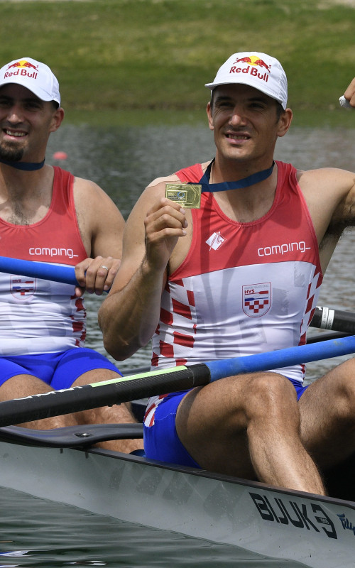 Croatia Open Ruderregatta und World Rowing Cup - Weltelite auf Jarun